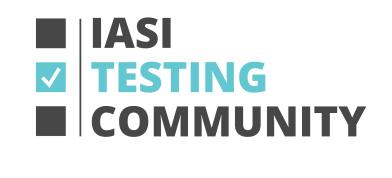 Iasi Testing Community